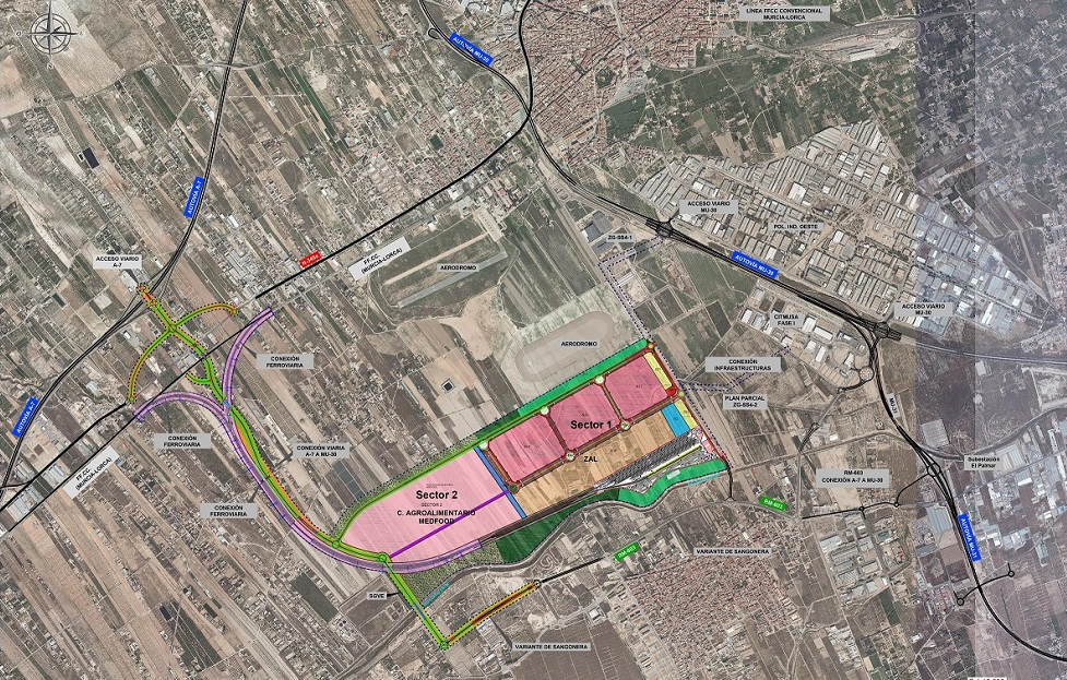 News: Public Information for TAP provisional approval Murcia´s LAZ.